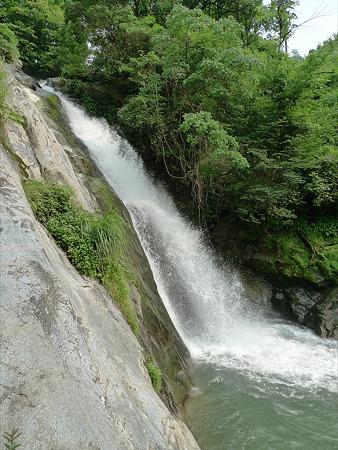 観音の滝(4)
