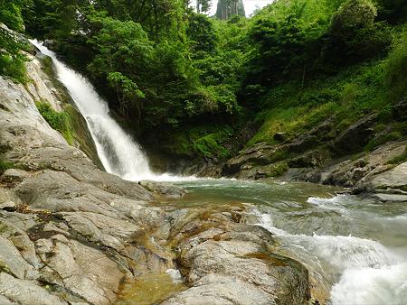 観音の滝(7)