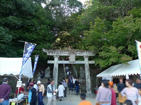 白鬚田原神社のどぶろく祭り(1)