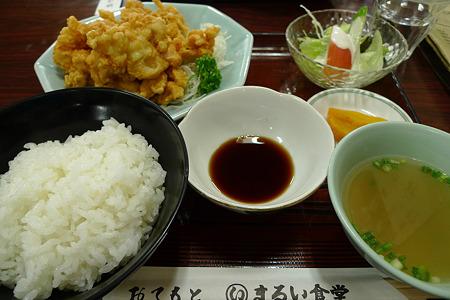 まるい食堂(2)