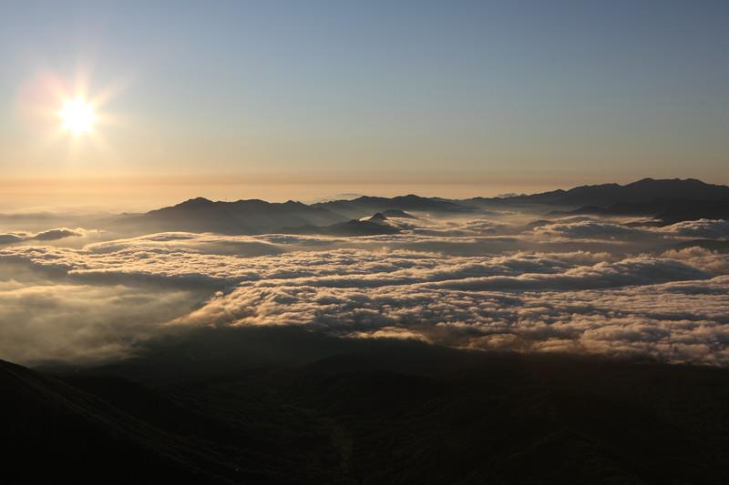IMG_3524八ヶ岳(赤岳・横岳・硫黄岳)