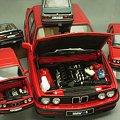 Photos: AUTOartのミニカーBMW E28系M5&M535i