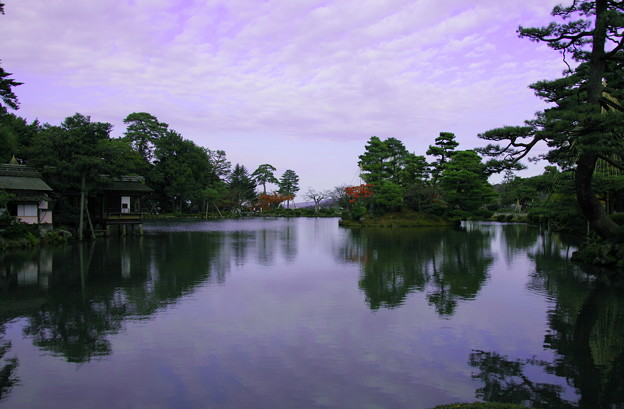 Photos: 霞ヶ池 トワイライト