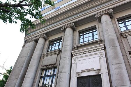 旧東京三菱銀行横浜中央支店(3)
