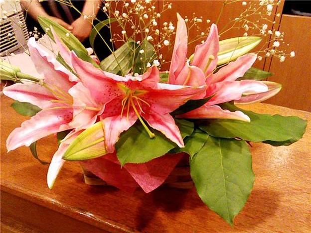 蔵の湯の花