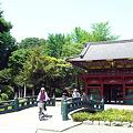 Photos: 根津の楼門
