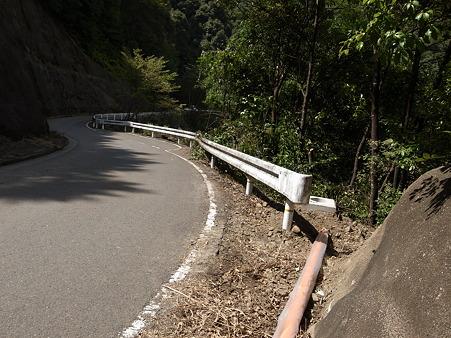 R424:島ノ瀬ダム迂回路