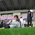 Photos: サッカー全国大会のトーナメ...