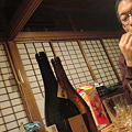 Photos: 今晩は、元 若狭屋紙店にて...