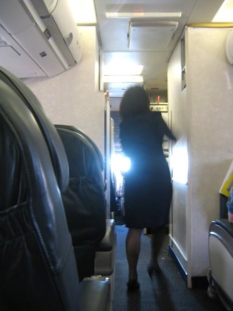 UA270 First Class Cabin 1129PST