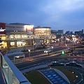 Photos: 刈谷駅前は別世界に(笑)
