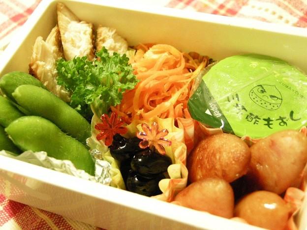 写真: 2010.10.20 お弁当