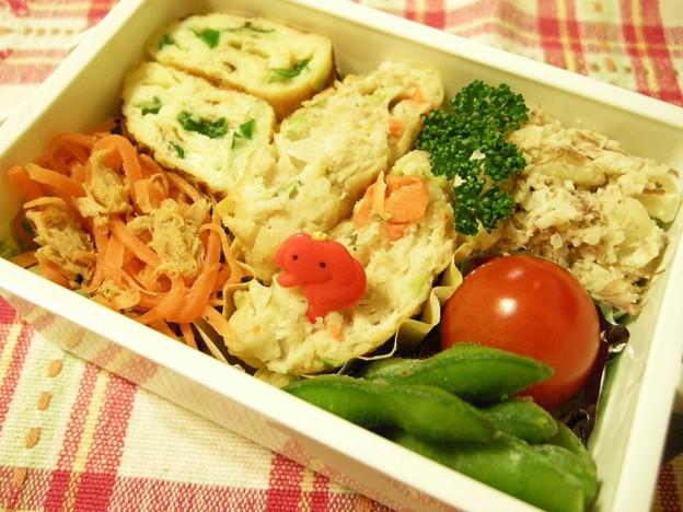 Photos: お弁当。