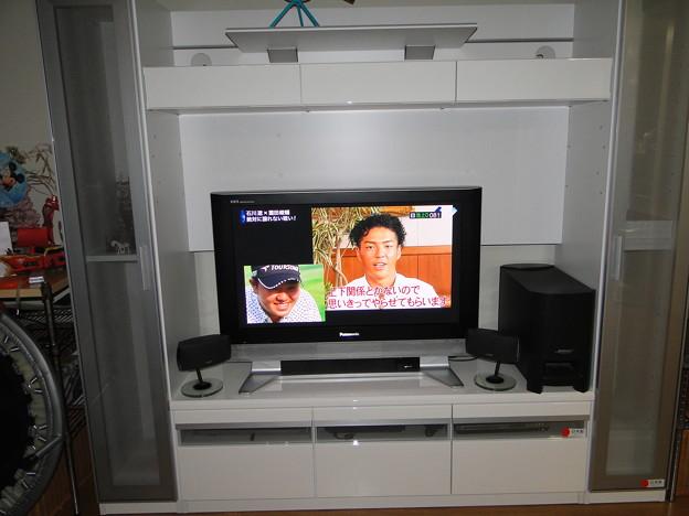 写真: TV台キター