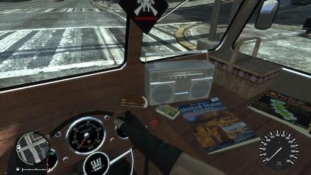Saab Caravan Motorhome助手席?